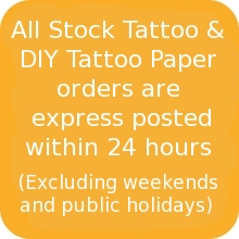 Temporary Tattoos Australia - Delivery Times